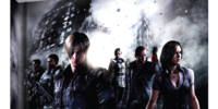 Resident Evil 6 Limited Edition Strategy Guide