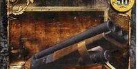 Triple Barreled Shotgun