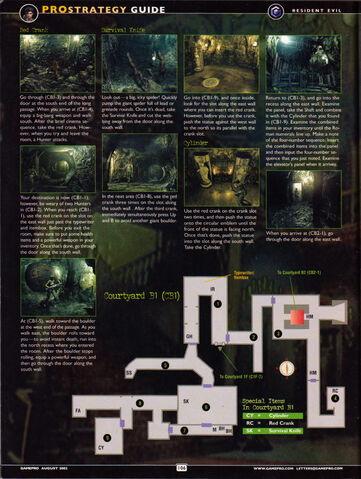 File:Resident Evil remake - GamePro - Issue 167 August 2002 - Jill guide Part 2 Page 106.jpg