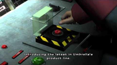 Resident Evil The Umbrella Chronicles all cutscenes - Umbrella's End 3 scene 1