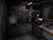 RE2Proto Researcher's Message location