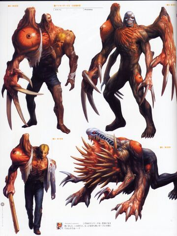 File:CAPCOM design WORKS art book - Chapter 01 - bio hazard-series - Page 26.jpg