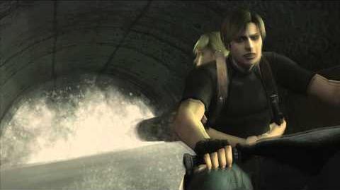 Resident Evil 4 all cutscenes - Final Chapter scene 6