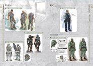 Resident Evil Revelations Artbook - page 8