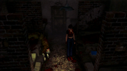 Resident Evil CODE Veronica - prisoner building bedroom - gameplay 01