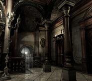 REmake background - Entrance hall - r106 00003