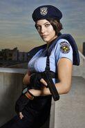 Julia Voth as Jill Valentine 14