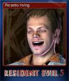 Resident Evil 5 Biohazard 5 Card 4