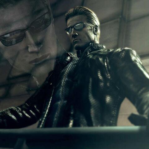 File:Wesker Resident Evil 5 by insaneRay.jpg