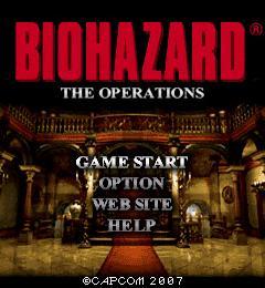 Archivo:Biohazard- The Operations.jpg