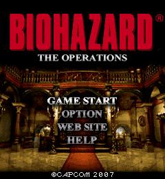 Fichier:Biohazard- The Operations.jpg