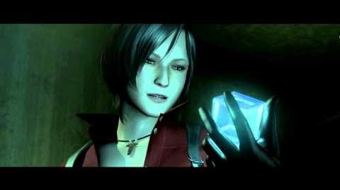 Resident Evil 6 all cutscenes - The Submarine