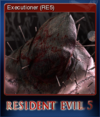 Steam Card - Executioner Majini (RE5)