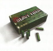 Shotgun Shell RE6