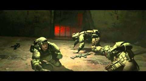 Resident Evil 6 all cutscenes - Ada's Trap