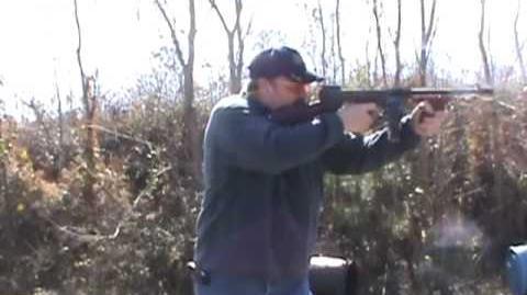 Thompson 1928 Submachine Gun