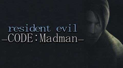 Resident Evil Code Madman Demo - Fan Recreation of RE4 Hookman (RE 3.5)
