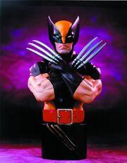 Wolverine brown bust