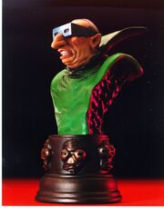 Moleman Mini Bust