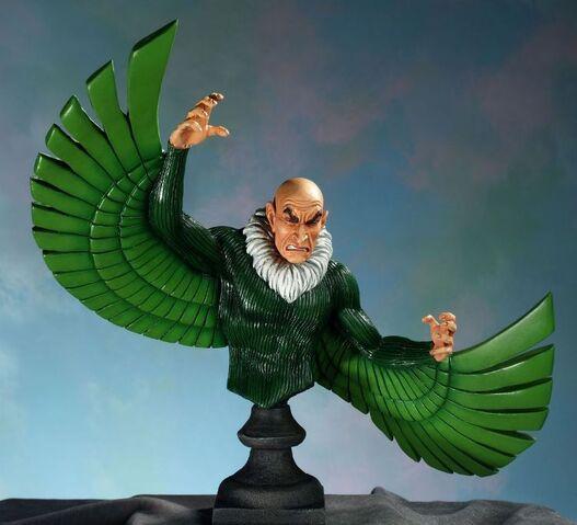 File:Vulture bust.jpg