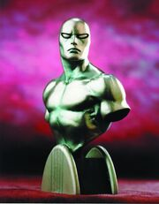 SILVER SURFER bust