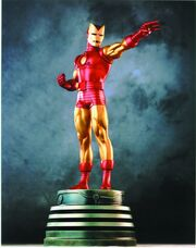 Iron man retro stat @ mini