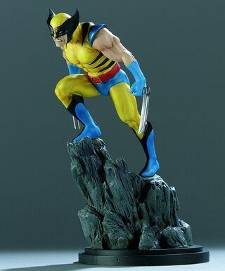 Wolverine yellow st