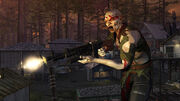 Resistance 2 Cloven (multiplayer only)