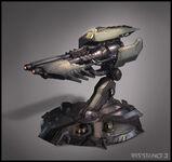 R3 Breach Turret
