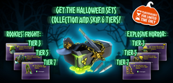 HalloweenSetsCollection