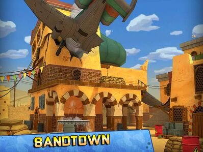 Sandtown respawnables