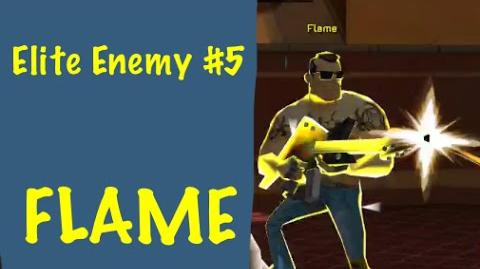 Respawnables Elite Enemy 5 Flame