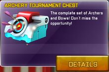 Archery Tournament Chest