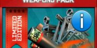 Ultimate Events' Top Weapons Pack
