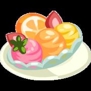 Mega Fruit Sorbet