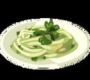 Jamie's Basil Pesto Pasta