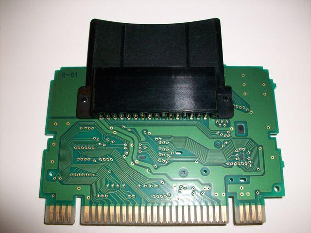 File:Super Game Boy PCB front flash.JPG