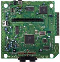Model2 va1 motherboard