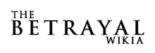 Betrayal wikia Wordmark 2