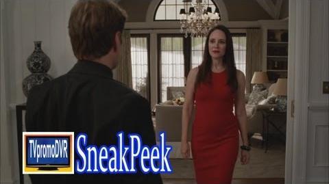 "Revenge 3x02 Sneak Peek 1 ""Sin"" (HD) Season 3 Episode 2 Victoria's Unwelcome Priest Visitor"