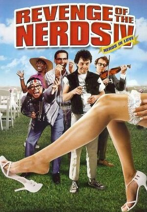 Revenge Of The Nerds 4 R1-cdcovers