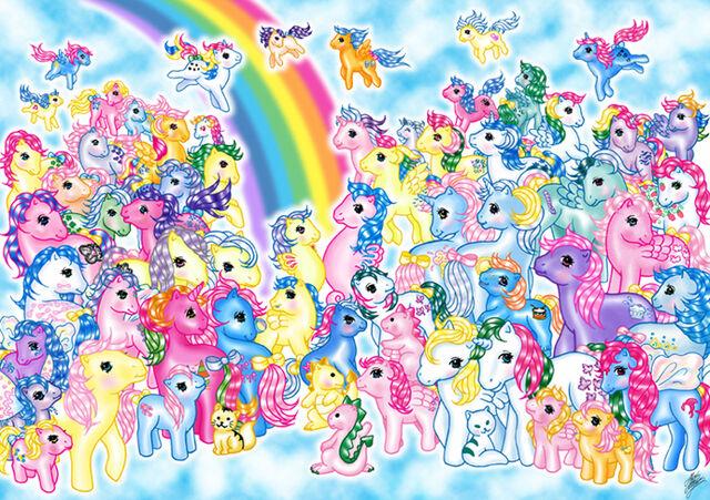 File:Rainbow pony.jpg
