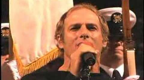 Michael Bolton and the adventure of the National Anthem