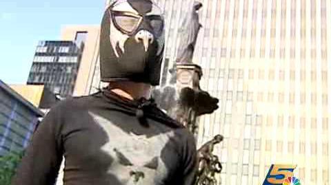 Cincinnati's Masked Super Hero Part 2