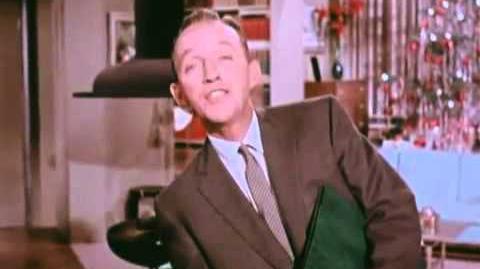 Bing Crosby Sings Death Metal for Christmas