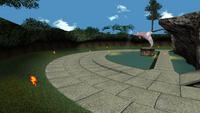 Garden1 fountain