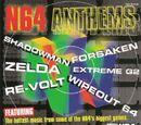 N64 Anthems (Music CD)