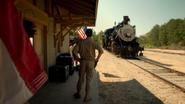 Patriot's Train