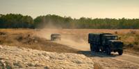 M35 2 1/2 ton truck