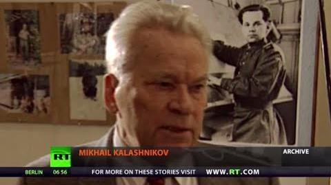 Legendary Kalashnikov Story of AK-47 Rifle (RT's Documentary)